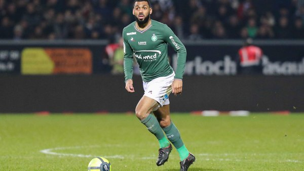 Yann M'Vila, AS Saint-Etienne