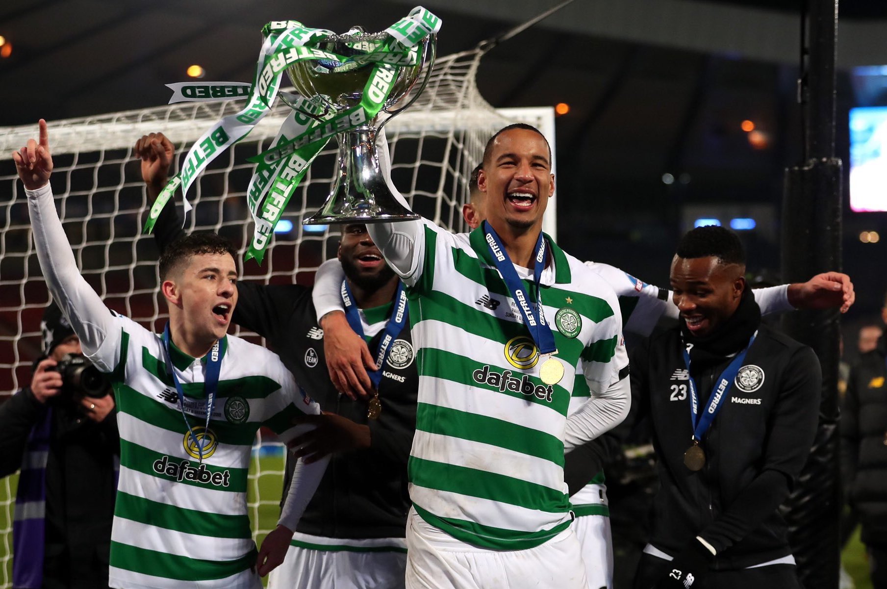 Christopher Jullien offre la Coupe de la Ligue au Celtic