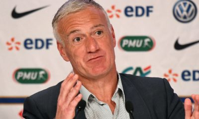 didier deschamps euro 2020